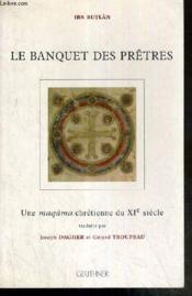 Le banquet des pretres - Couverture - Format classique