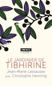 Le jardinier de Tibhirine - Couverture - Format classique