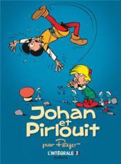 Johan et Pirlouit ; INTEGRALE VOL.3 ; T.7 A T.9 - Couverture - Format classique