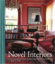 Novel interiors - Couverture - Format classique
