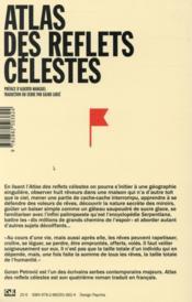 Atlas des reflets célestes - 4ème de couverture - Format classique