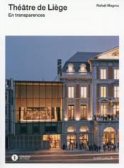 Théâtre de Liège ; en transparences - Couverture - Format classique