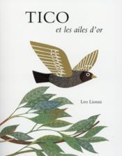 Tico et les ailes d'or - Couverture - Format classique