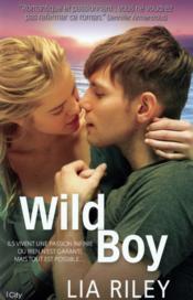 Wild boy - Couverture - Format classique