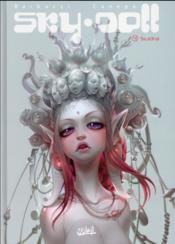 Sky-doll T.4 ; Sudra - Couverture - Format classique