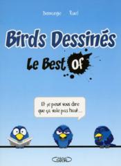 Birds dessinés, le best of - Couverture - Format classique