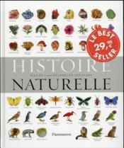 Histoire naturelle ; plus de 5000 entrées en couleurs - Couverture - Format classique