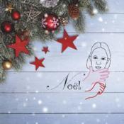 Noël ; imagier en Langue des Signes Françaises - Couverture - Format classique