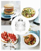 Le grand livre de cuisine Larousse - Couverture - Format classique