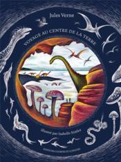 Voyage au centre de la terre - Couverture - Format classique