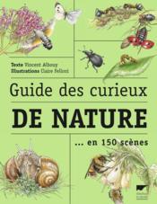 Guide des curieux de nature - Couverture - Format classique