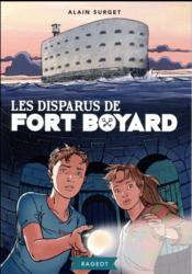 Les disparus de Fort Boyard - Couverture - Format classique