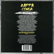 Zappa cover - 4ème de couverture - Format classique