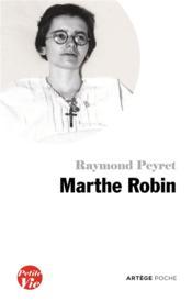 Petite vie de Marthe Robin - Couverture - Format classique