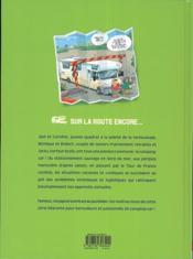 Camping car T.1 ; sur la route encore... - 4ème de couverture - Format classique
