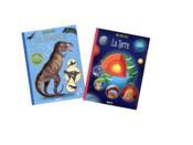 Lot Créa Docs: La Terre et les Dynosaures - Couverture - Format classique