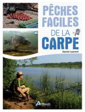 Pêches faciles de la carpe - Couverture - Format classique