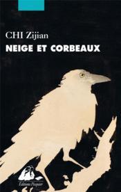 Neige et corbeaux - Couverture - Format classique