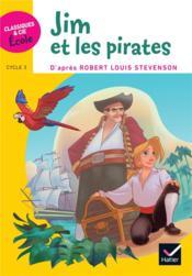 Cycle 3 ; Jim et les pirates - Couverture - Format classique