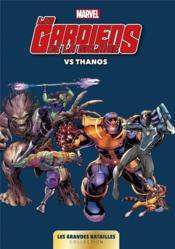Les Gardiens de la Galaxie vs Thanos - Couverture - Format classique