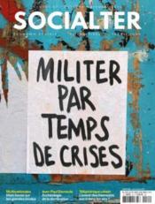 Socialter n 42 - militantisme - octobre 2020 - Couverture - Format classique