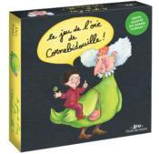 Le grand jeu de l'oie de Cornebidouille ! - Couverture - Format classique