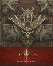 Diablo III ; le livre de Cain - Couverture - Format classique