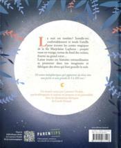 10 contes magiques à lire le soir pour faire grandir la nuit - 4ème de couverture - Format classique