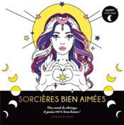 Happy coloriage ; sorcières bien aimées - Couverture - Format classique