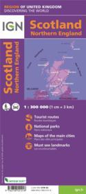 Ecosse, Angleterre du Nord (2e édition) - Couverture - Format classique