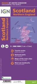 Ecosse, Angleterre du Nord (2e édition) - 4ème de couverture - Format classique