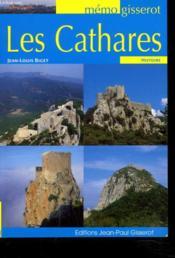 Les cathares - Couverture - Format classique