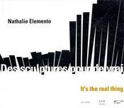 Des sculptures pour de vrai ; it s a real thing - Intérieur - Format classique