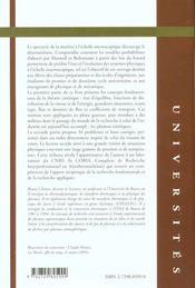 Theorie Cinetique Gaz Et Plamas Resume De Cours Et Problemes Corriges - 4ème de couverture - Format classique