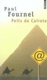 Poils de cairote - Couverture - Format classique