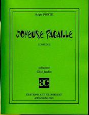 Joyeuse pagaille - Intérieur - Format classique