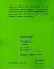 Joyeuse pagaille - 4ème de couverture - Format classique