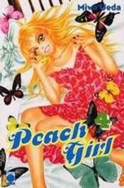 Peach girl T.4 - Couverture - Format classique