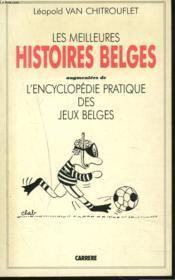 Les Meilleures Histoires Belges - Couverture - Format classique