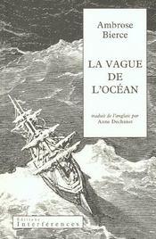 La vague de l'océan - Intérieur - Format classique