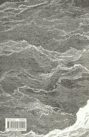 La vague de l'océan - 4ème de couverture - Format classique