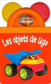 Les objets de Ugo - Couverture - Format classique