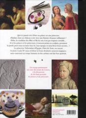 Princes et princesses du Louvre - 4ème de couverture - Format classique