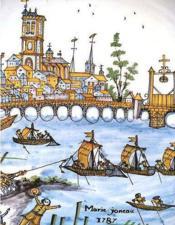 La faïence de Nevers 1585-1900 ; coffret t.3 et t.4 ; le XVIII, l'ère des manufactures ; le XIX, alliances, déclin et renouveau - Couverture - Format classique