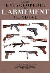 Encyclopédie de l'armement mondial t.1 - Couverture - Format classique