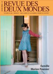 Revue des deux mondes hs octobre 2011. famille - Couverture - Format classique