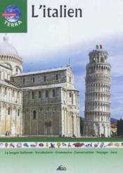 L'italien - Couverture - Format classique