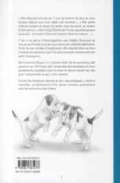 Le comportement du chien de A à Z ; comprendre et agir - 4ème de couverture - Format classique