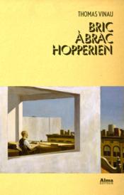 Bric à brac hopperien - Couverture - Format classique