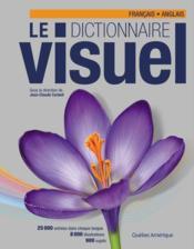 Le dictionnaire visuel ; francais - anglais - Couverture - Format classique